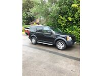 Landrover Discovery 3 XS 2006 genuine very low mileage immaculate condition full service history
