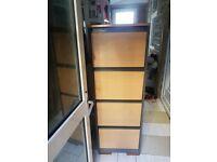 4 draw storage cabinet/ filing