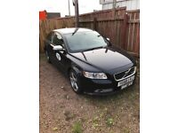 Volvo S40 1.6 Diesel PHC Private Hire Car for Rent - UBER