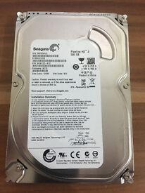 Seagate Hard Drive 500GB PC/Computer/NAS