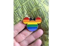 Disney Mickey Mouse Pin Badge