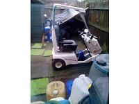 Electric golf buggy,can deliver.