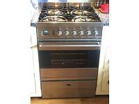 Brittania Range cooker 60cm wide