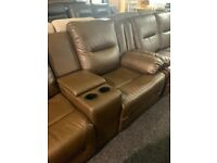RRP £1990,today £1200-NEW 3/2/1 full recliner