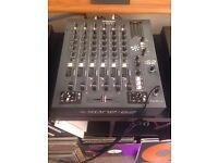 Allen & Heath Xone 62 professional 6ch DJ mixer