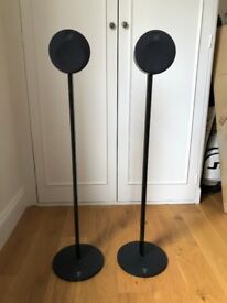 Focal Dome speakers with stands
