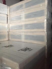 STOCK CLEARANCE BED & MATTRESS SINGLE DOUBLE KING SIZE