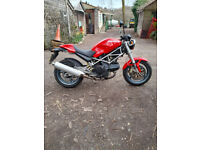 Ducati, MONSTER, 2004, 620i (cc)