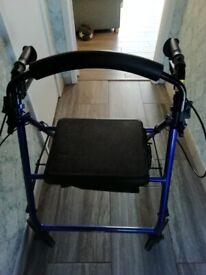 Lovely Drive Stroller - as New