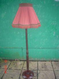 VINTAGE STANDARD FLOOR LAMP