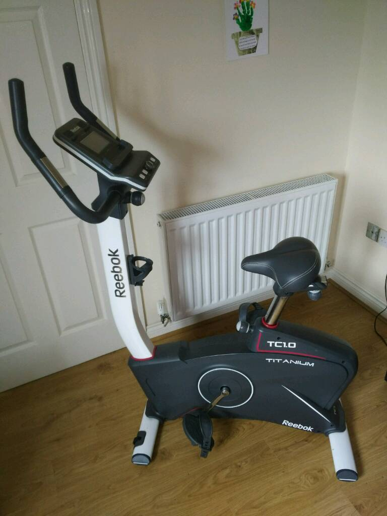 Reebok TC 1.0 Exercise Bike