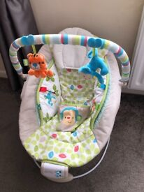 Baby bouncer by Comfort & Harmony
