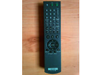 SONY DVD/TV remote control