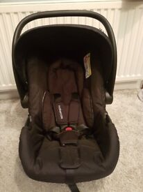 Baby car seat mother care