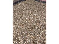 Decorative stones / Pebbles for sale - for a garden, driveway etc
