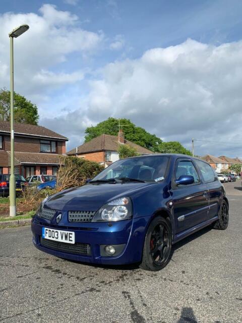 Renault Clio sport 172 | in Lyndhurst, Hampshire | Gumtree