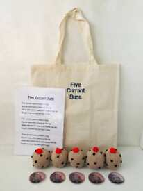 Fun and Educational Rhyme Bags