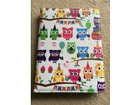 Tablet Cover Cute Party Owl Pattern