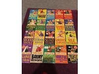 20 Horrible Histories Children's books