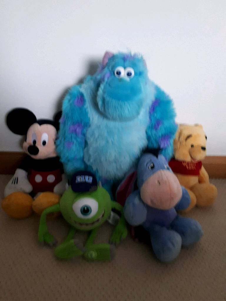 Disney soft toys | in Livingston, West Lothian | Gumtree
