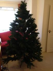 6.5 feet Christmas tree