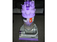 DYSON DC14 ANIMAL GREY/PURPLE EXCELLENT WORKING CONDITION