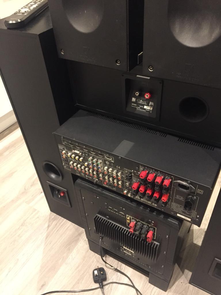 Complete AV system for sale