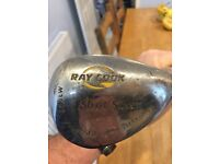 Ray Cook Alien Shot Saver Wedge