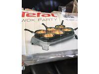 Tefal wok party