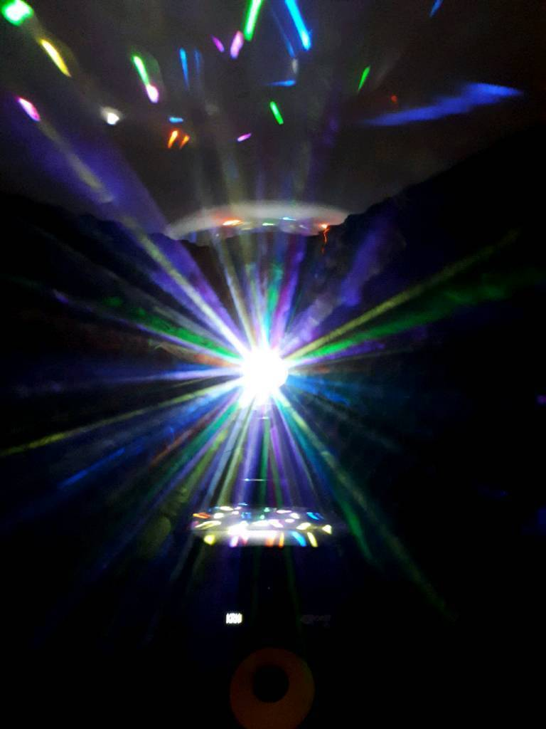 Adj micro burst Disco dj light