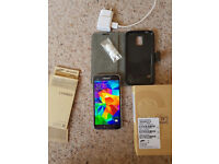 DEAL! | UNLOCKED SAMSUNG S5 | 16GB | FULLY WORKING | (NOT S3 S4 S6 )