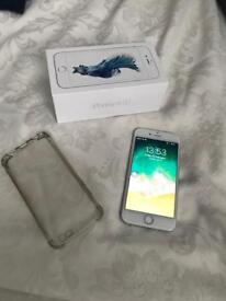 APPLE IPHONE 6S WHITE SILVER 64GB UNLOCKED