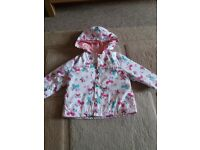 butterfly coat 6-9 months