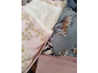 massive joblot of fabrics for sewing clothes