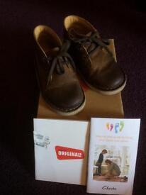 Clarks original desert boots - kids 5G
