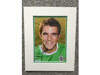 Signed Andy Little Photo