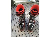 Saloman Ski Boots. Good condition. Size 26.5