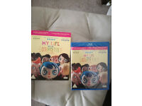 MY LIFE AS A COURGETTE bluray NEW!!!