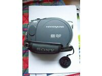 Sony Handycam DCR-DVD205E