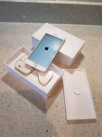 Iphone 6 plus, 64GB in silver - pristine cindition