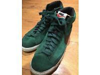 Nike Blazer High Tops. UK 7