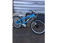 Scott voltage YZ 0.3 jump bike, hardly used!