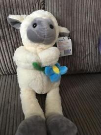 New soft lamb teddy