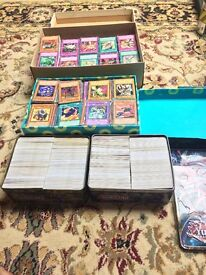 Yugioh - 1000 Random Yugioh Cards (Yu-Gi-Oh)