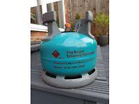 Butane gas bottle 6kg (empty)