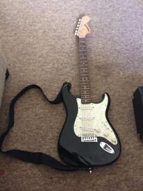 Guitar + Amp