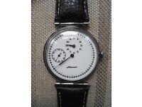 molnija 18 jewel manual watch