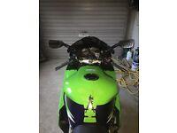 Kawasaki Motorbike
