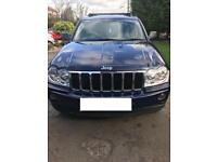 Jeep Grand Cherokee CRD Limited 3.0 Diesel. !!Only 2 former keepers from new!!