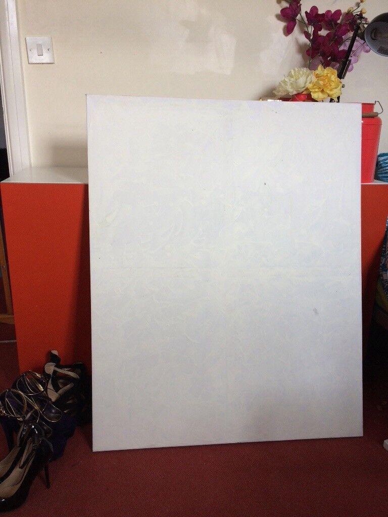 Artist blank canvas, 100x80cm